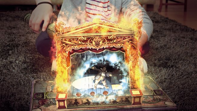 Wonderbook: Buch der Zaubersprüche - Screenshots - Bild 5