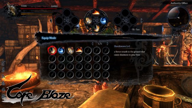 Core Blaze - Screenshots - Bild 26