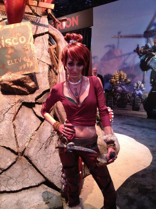 E3 2012 Fotos: Babes - Artworks - Bild 1