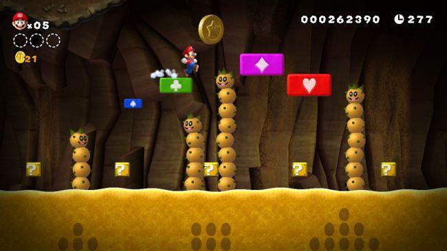 New Super Mario Bros. U - Screenshots - Bild 9