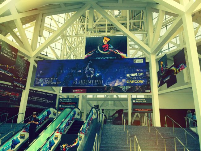 E3 2012 Fotos: Tag 1 - Artworks - Bild 14