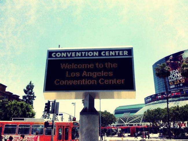 E3 2012 Fotos: Tag 1 - Artworks - Bild 18