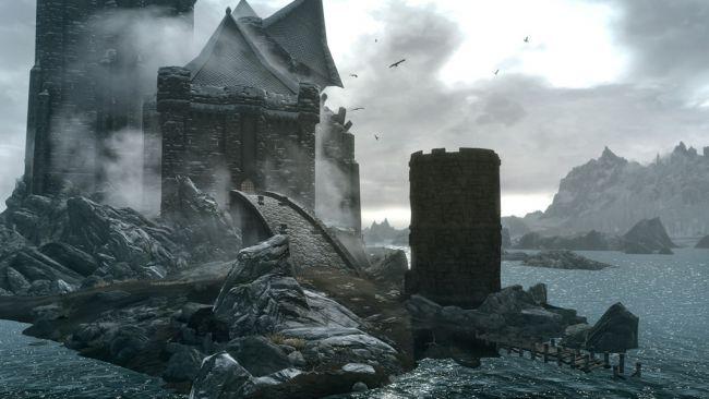 The Elder Scrolls V: Skyrim DLC: Dawnguard - Screenshots - Bild 1