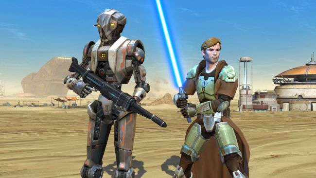 Star Wars: The Old Republic - Screenshots - (PC)