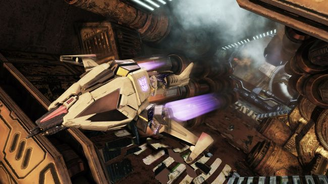 Transformers: Untergang von Cybertron - Screenshots - Bild 23