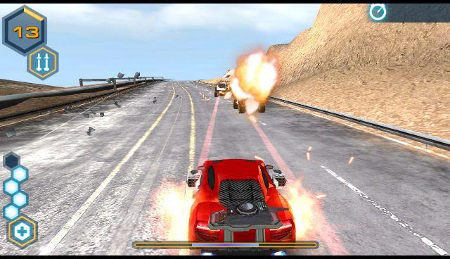 Spy Hunter - Screenshots - Bild 4