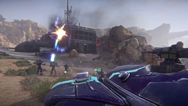 PlanetSide 2 - Screenshots - Bild 14
