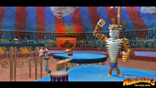 Madagascar 3: The Video Game - Screenshots - Bild 8