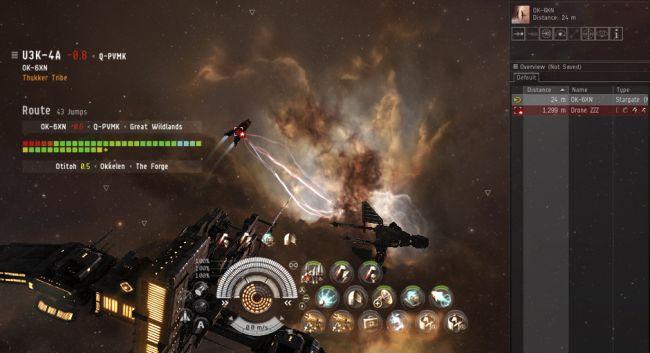 EVE Online: Inferno - Screenshots - Bild 1