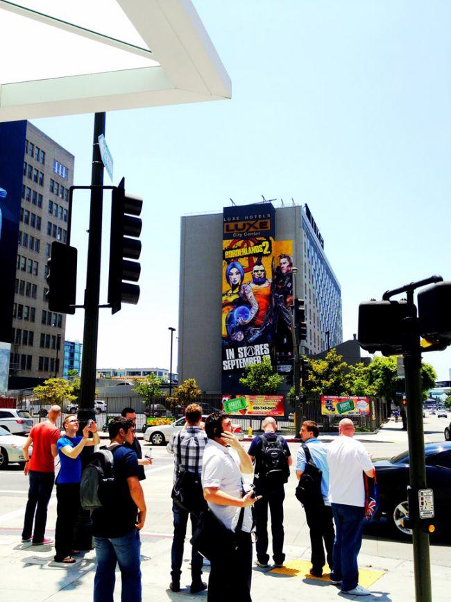 E3 2012 Fotos: Tag 1 - Artworks - Bild 11