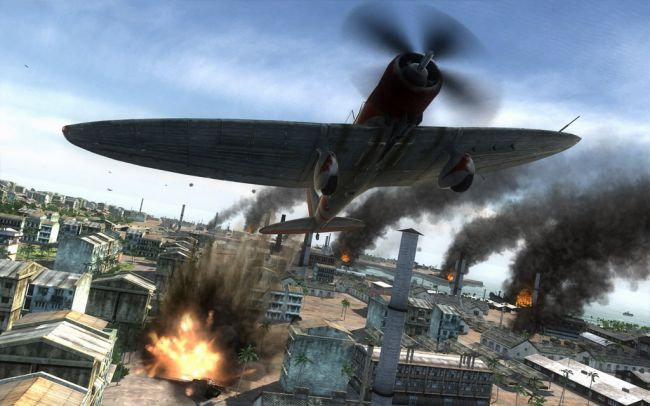 Air Conflicts: Pacific Carriers - Screenshots - Bild 1