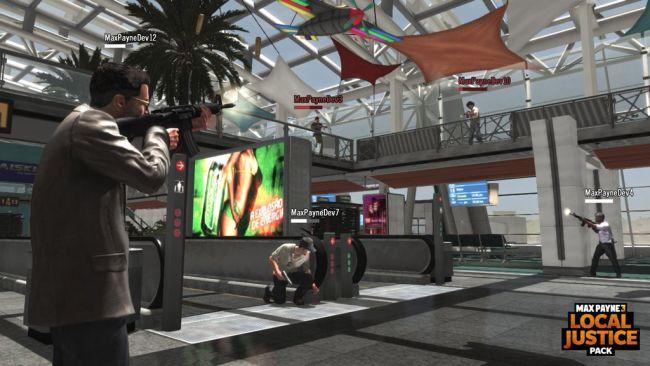 Max Payne 3 DLC: Lokale Gerechtigkeit - Screenshots - Bild 1