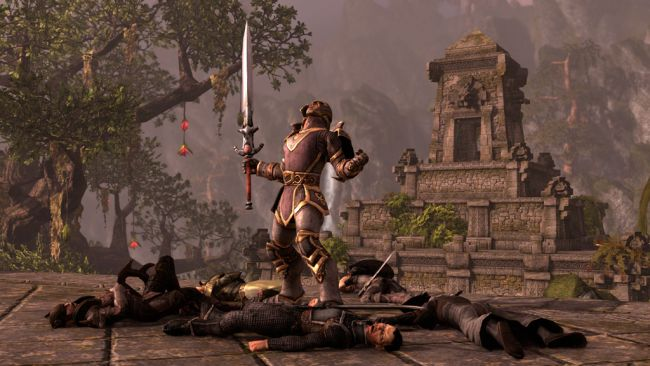 The Elder Scrolls Online - Screenshots - Bild 4