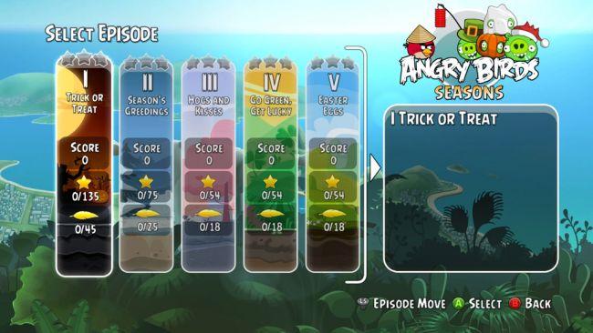 Angry Birds Trilogy - Screenshots - Bild 4