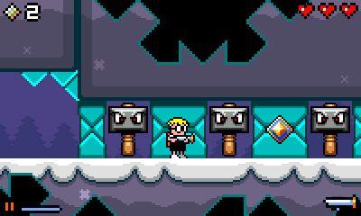 Mutant Mudds - Screenshots - Bild 4