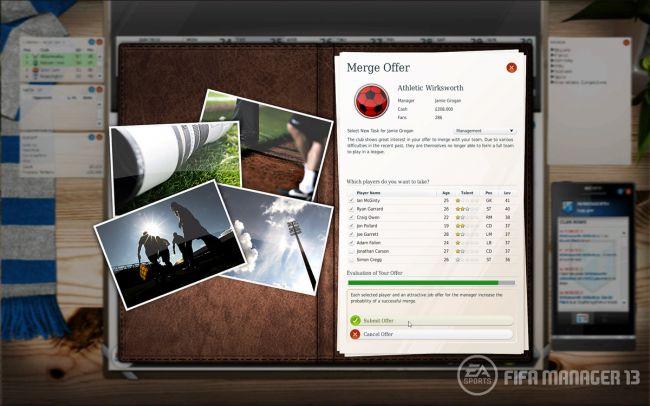 Fussball Manager 13 - Screenshots - Bild 1