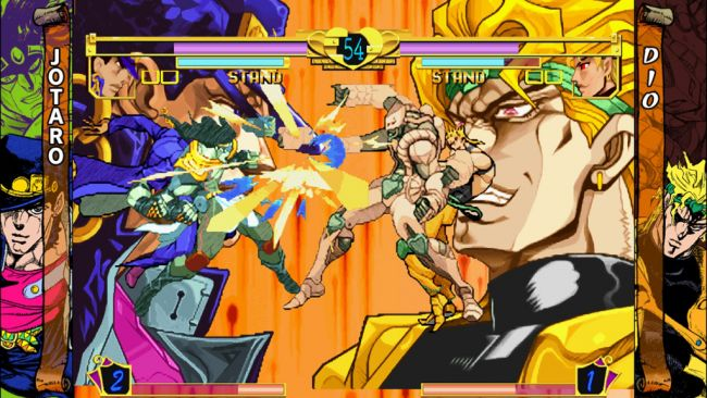 JoJo's Bizarre Adventure HD Ver. - Screenshots - Bild 1