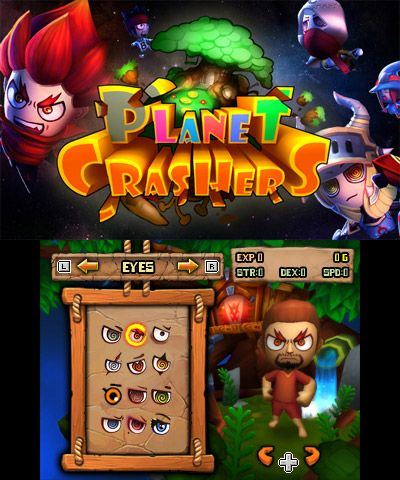 Planet Crashers - Screenshots - Bild 1