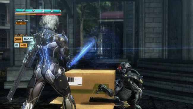 Metal Gear Rising: Revengeance - Screenshots - Bild 1