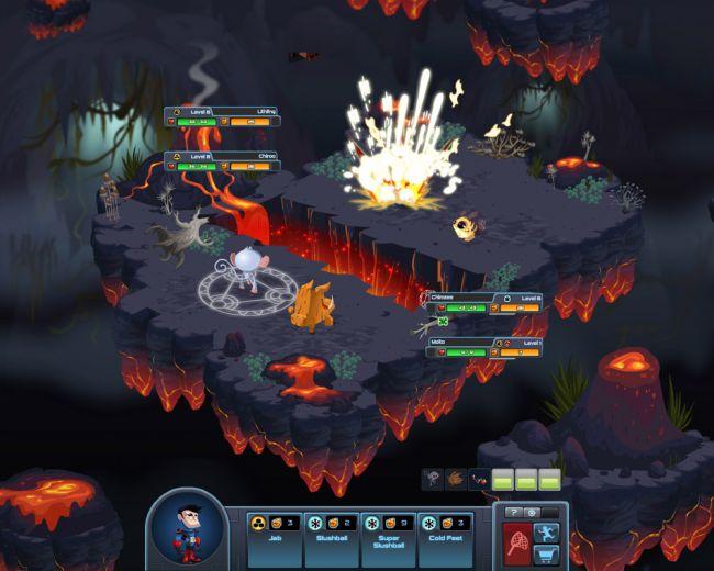 Outernauts - Screenshots - Bild 1