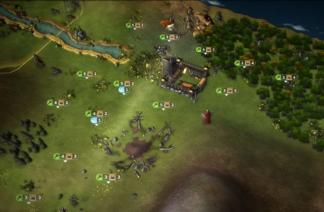 Elemental: Fallen Enchantress - Screenshots - Bild 5