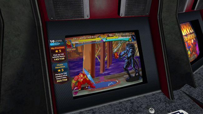 Marvel vs. Capcom Origins - Screenshots - Bild 10