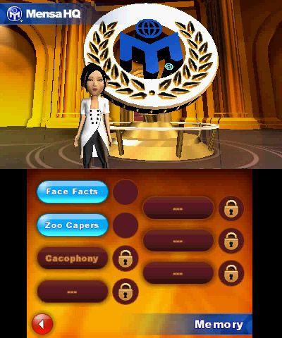 Mensa Academy - Screenshots - Bild 1