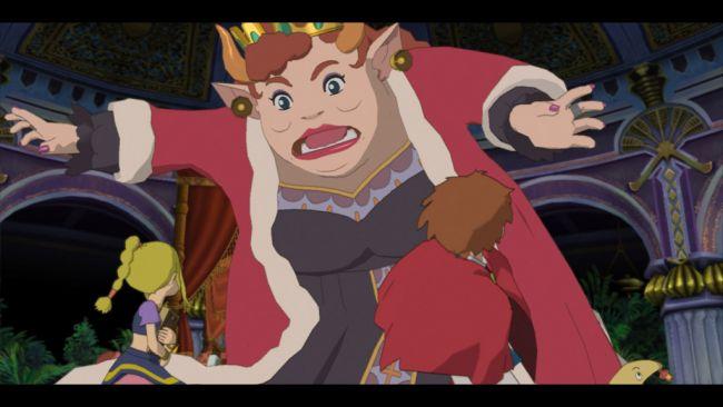 Ni no Kuni: Der Fluch der Weißen Königin - Screenshots - Bild 11