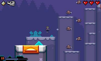 Mutant Mudds - Screenshots - Bild 5
