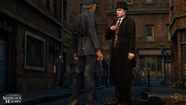 Das Testament des Sherlock Holmes - Screenshots - Bild 4