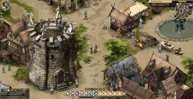 Das Schwarze Auge: Herokon Online - Screenshots - Bild 4