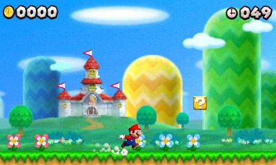 New Super Mario Bros. 2 - Screenshots - Bild 1