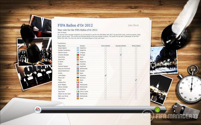 Fussball Manager 13 - Screenshots - Bild 3