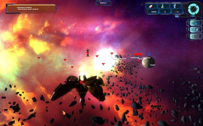 Gemini Wars - Screenshots - Bild 15