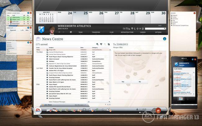 Fussball Manager 13 - Screenshots - Bild 10