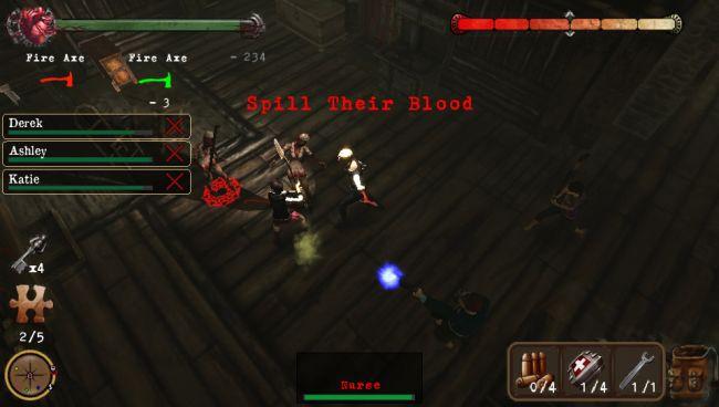 Silent Hill: Book of Memories - Screenshots - Bild 1