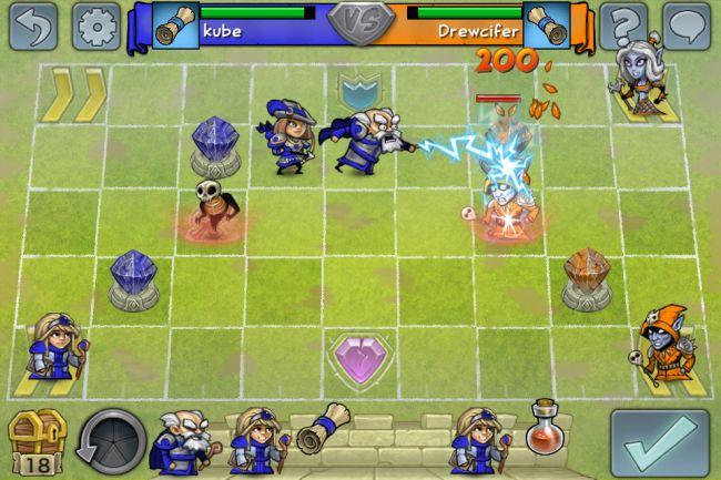 Hero Academy - Screenshots - Bild 1