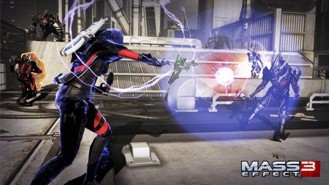 Mass Effect 3 DLC: Erde - Screenshots - Bild 1