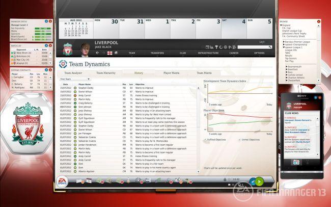 Fussball Manager 13 - Screenshots - Bild 23