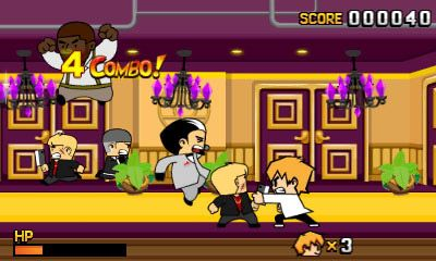 Johnny Kung Fu - Screenshots - Bild 1