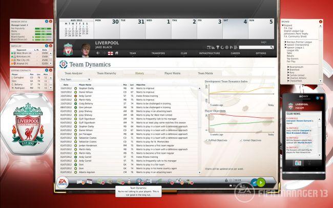 Fussball Manager 13 - Screenshots - Bild 22