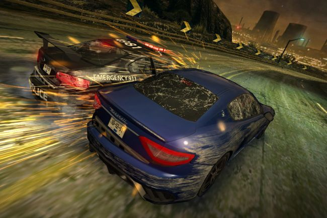 Need for Speed: Most Wanted - Screenshots - (Mobile)