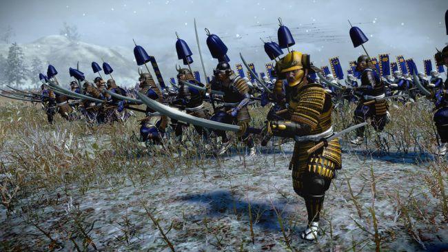Total War: Shogun 2 DLC: Saints and Heroes Einheitenpaket - Screenshots - Bild 4