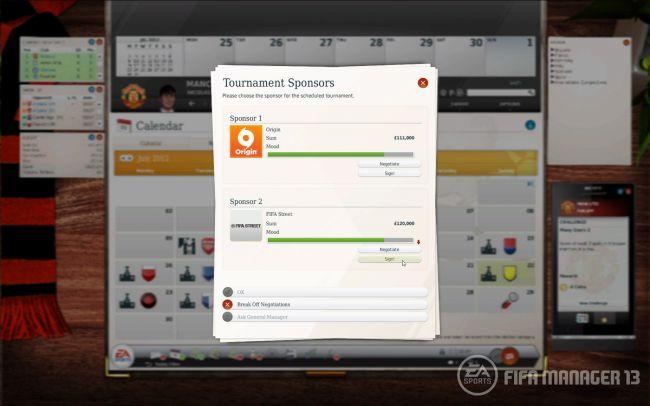 Fussball Manager 13 - Screenshots - Bild 15