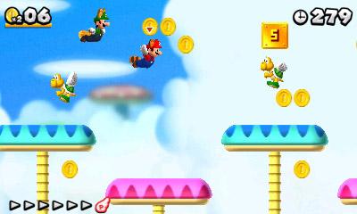 New Super Mario Bros 2 Mario Mag Münzen Seite 1 Test Von Gameswelt