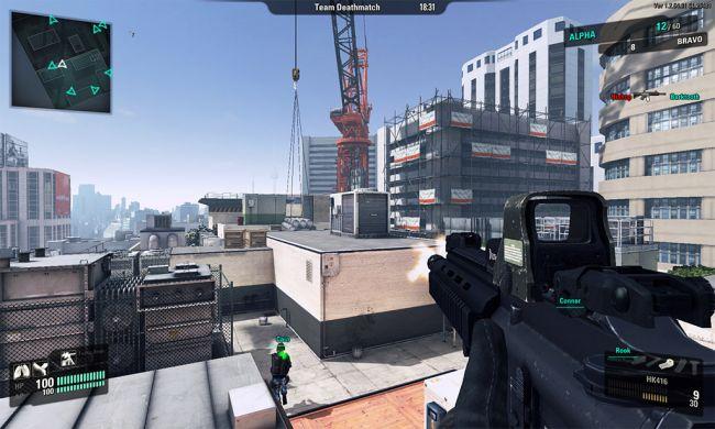 Shadow Company: The Mercenary War - Screenshots - Bild 4
