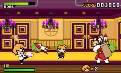 Johnny Kung Fu - Screenshots - Bild 9