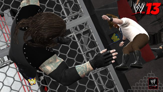 WWE '13 - Screenshots - Bild 5