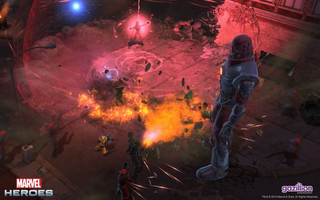 Marvel Heroes - Screenshots - Bild 5
