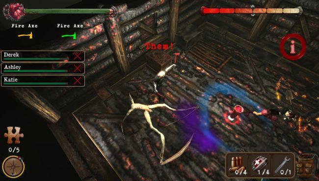 Silent Hill: Book of Memories - Screenshots - Bild 10